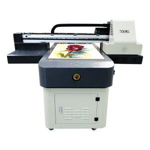 uv plakanvirsmas printeris a2 pvc kartes uv drukas iekārtas digitālais tintes printeris dx5