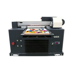 a3 izmērs pilna automātiska 4 krāsu dx5 printera galva mini uv printeris dtg uv flatbe