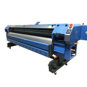 digitālā platleņķa universālā šķīdinātāja printera / plotera / drukas mašīna