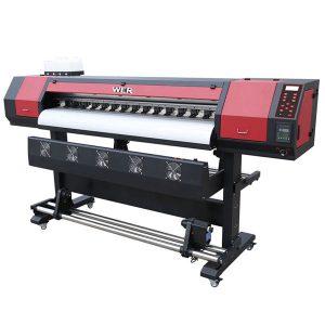 lielformāta 1.8m vinila dx5 drukas galviņas eko šķīdinātāja printeris