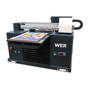 a3 uv printeris, uzlabots maza izmēra automātiskais printeris ar plakanu bortu