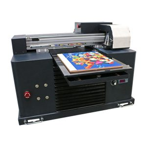 tintes drukāšanas mašīnas rezultātā plakanā uv printeris a3 a4 izmēram
