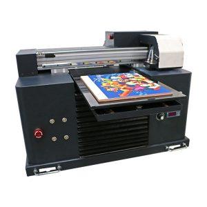Jauns dizains Mini Led plakanā platforma A3 A4 izmēra darbvirsmas Epson UV printeris