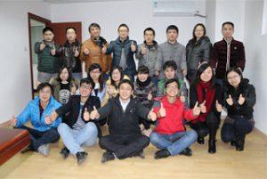 B2B darbinieki galvenajā birojā, 2015 4