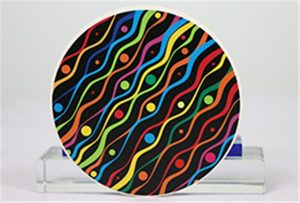 Keramikas drukas paraugi no Rioch galvas uv WER-G2513UV