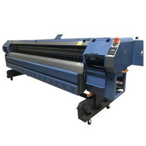 K3204I K3208I 3,2 m augstas izšķirtspējas karstā laminēta elastīgās drukas iekārta