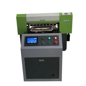 Labākais pārdošanas T-krekls tekstila plakanvirsmas printeris akrila apģērba printeris plakanvirsmas drukas mašīna