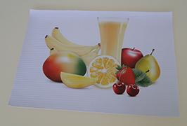 PVC baneris, izdrukāts ar 3,2 m (10 pēdu) eko šķīdinātāja printeri WER-ES3201