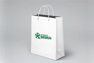 Papīra-maisiņu drukāšanas paraugu iespiests ar-A1-izmērs-uv-printeris-WER-EP6090UV