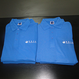 Polo krekls ar pielāgotu drukāšanas paraugu ar A3 t-kreklu printeri WER-E2000T