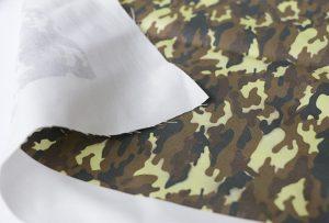 3. tekstilmateriāla drukāšanas paraugs ar digitālo tekstila apdrukas iekārtu WER-EP7880T