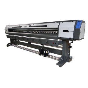 3,2 m dgi 5113 galvas eko šķīdinātāju printeri 10 pēdu elastīga bannera drukas mašīna
