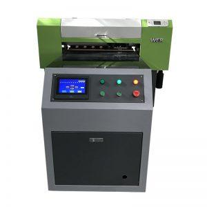 PVC printera lielformāta audekla printera golfa bumbu drukāšanas mašīna WER-ED6090UV